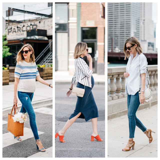 5d51b4845d8 How to Dress While Pregnant – A Style Diary (See Jane Bump)