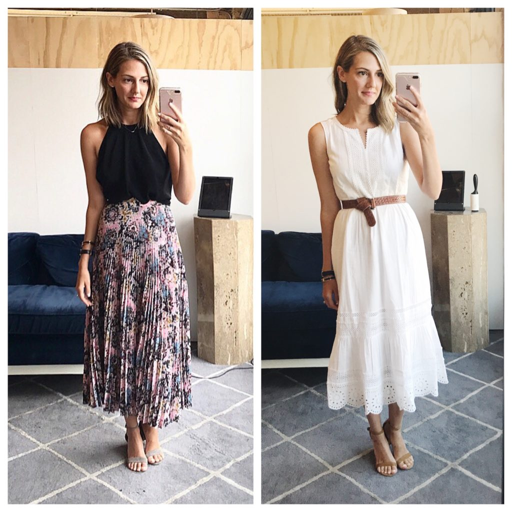daily outfit #ootd office outfit maxi skirt dress