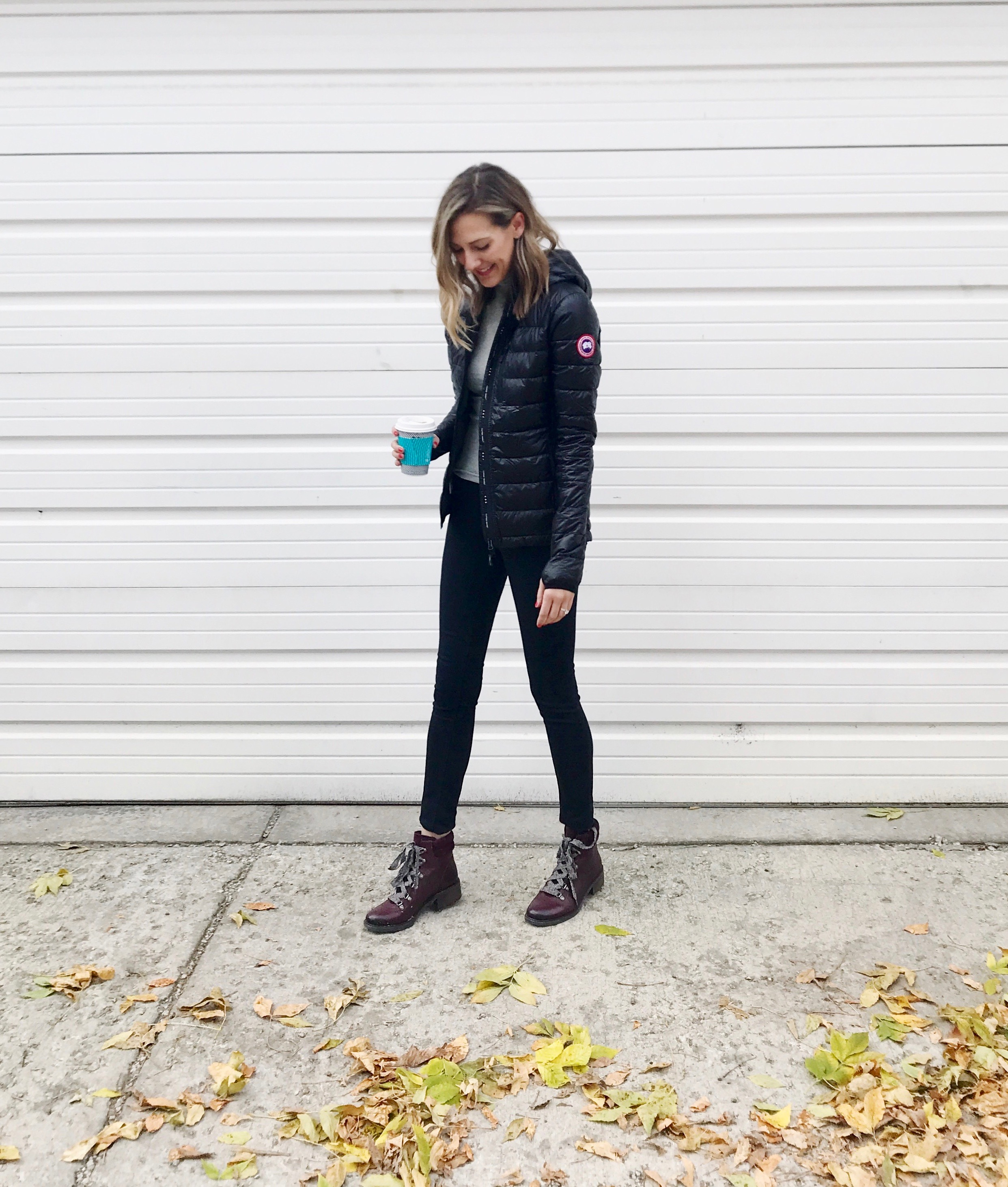 canada goose outfit