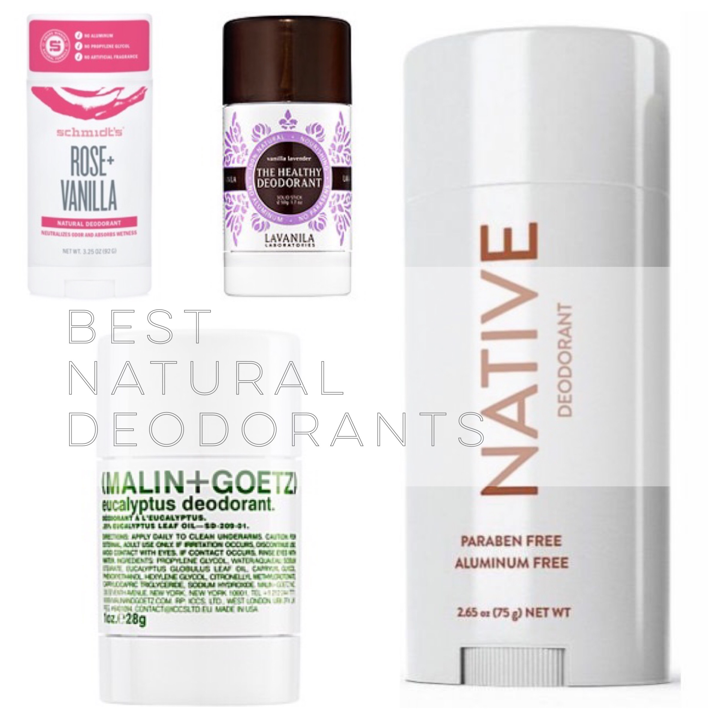 best natural deodorant what works best my journey for