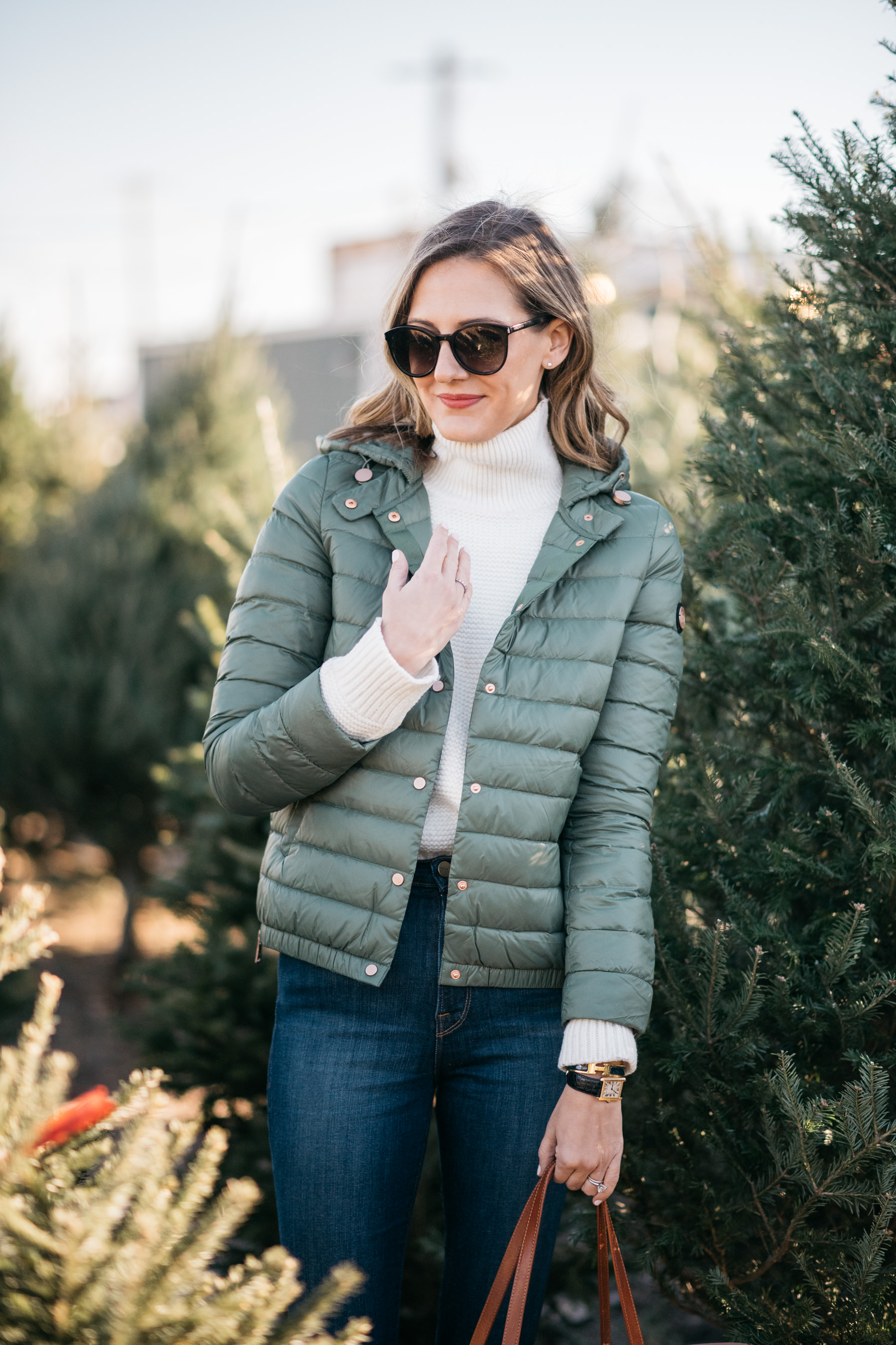 bernardo stylish puffer coat