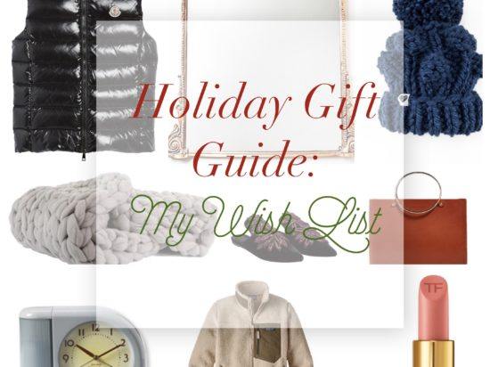 luxury holiday gift guide