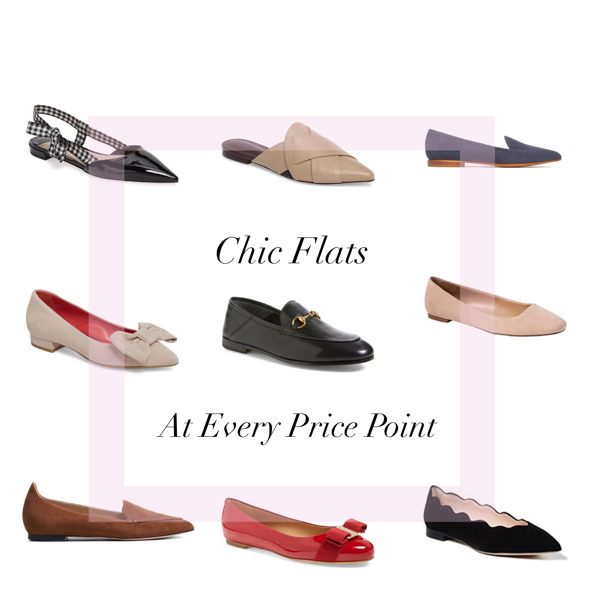 a829f69f1993 Here's another rendition of 'you ask, I answer.' A reader asked if I would  round up some 'chic flats' that could be worn casually or to work. The only  ...