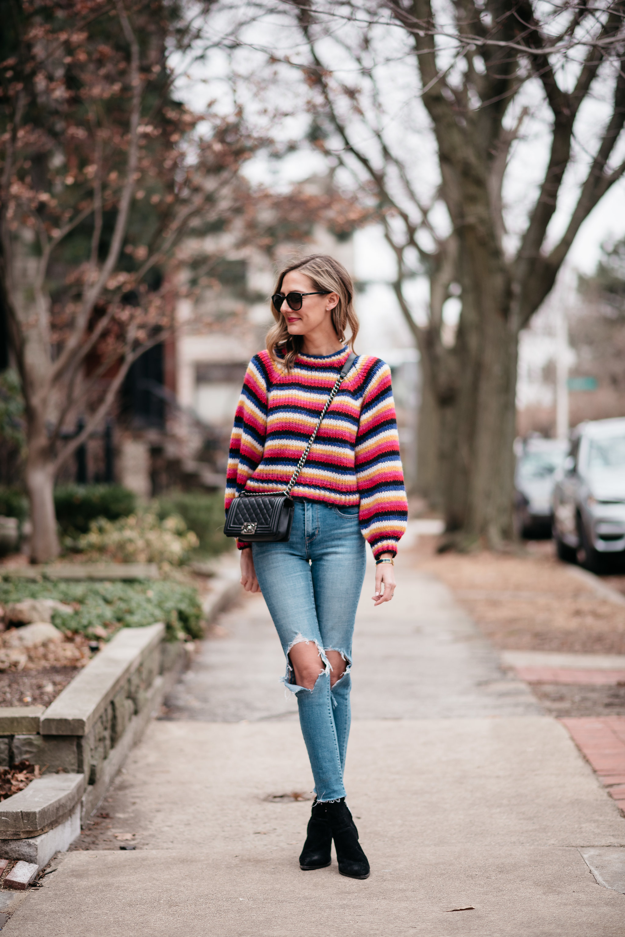 how to dress for late winter early spring