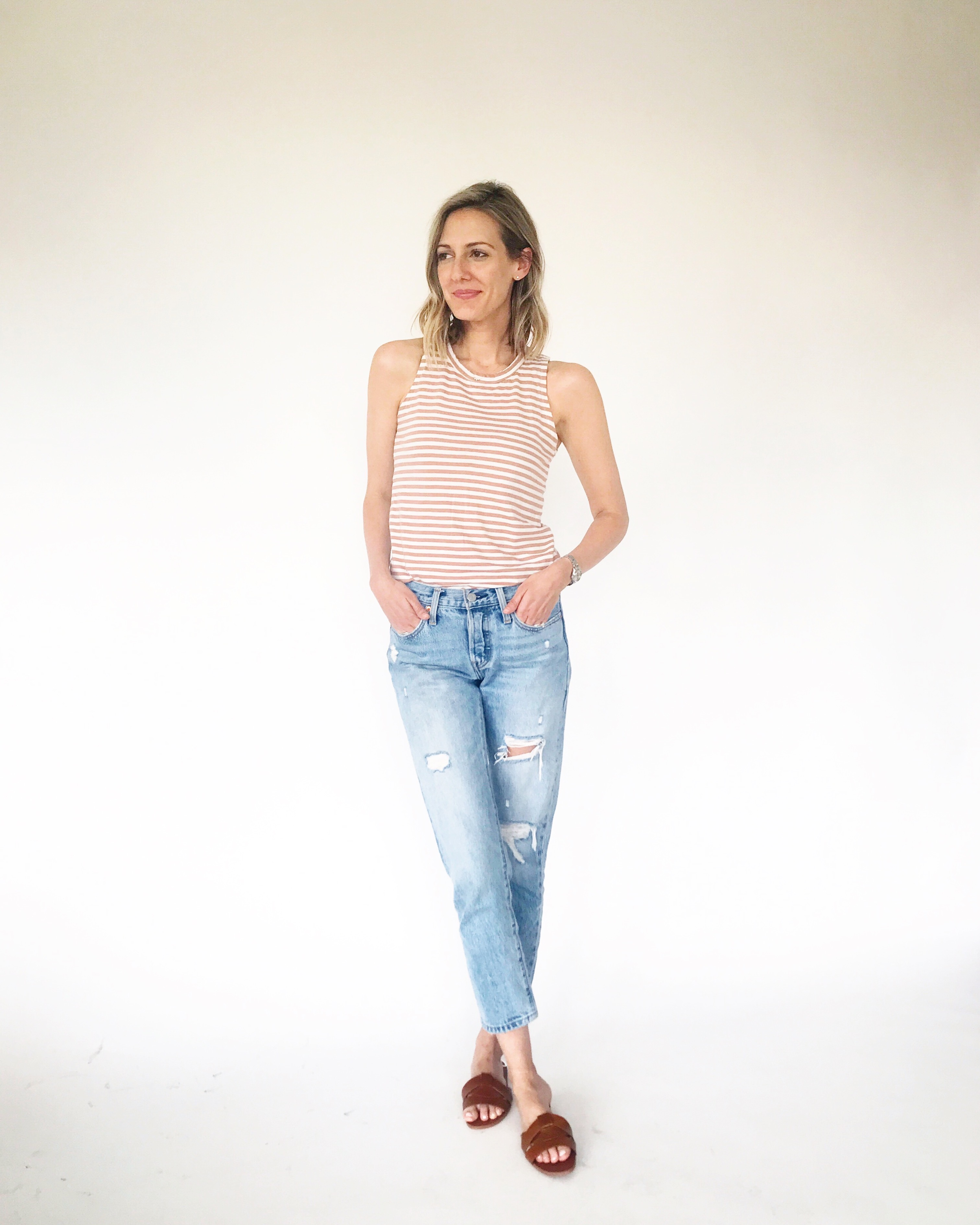 levi's 501 summer outfit