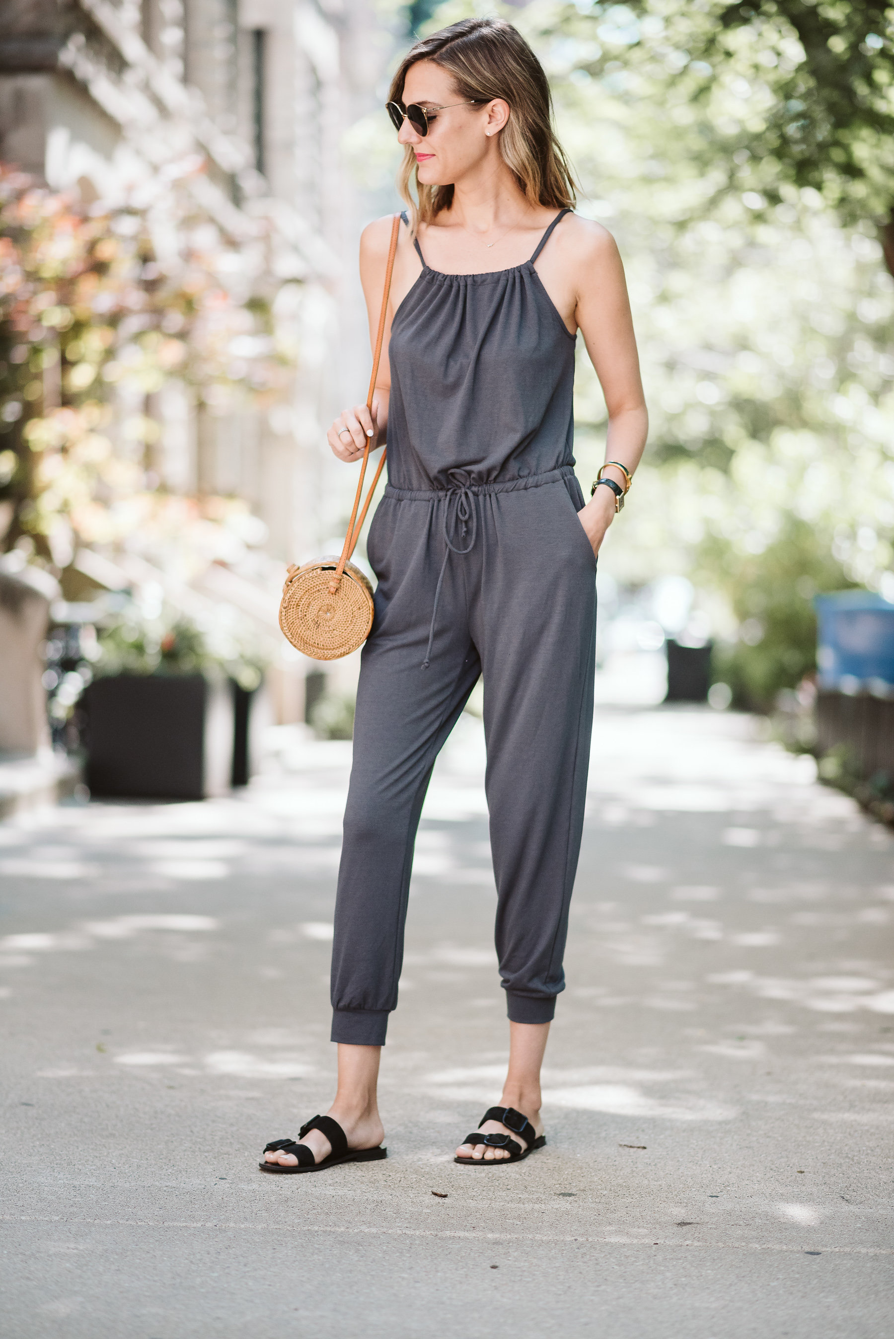 lou & grey jumpsuit