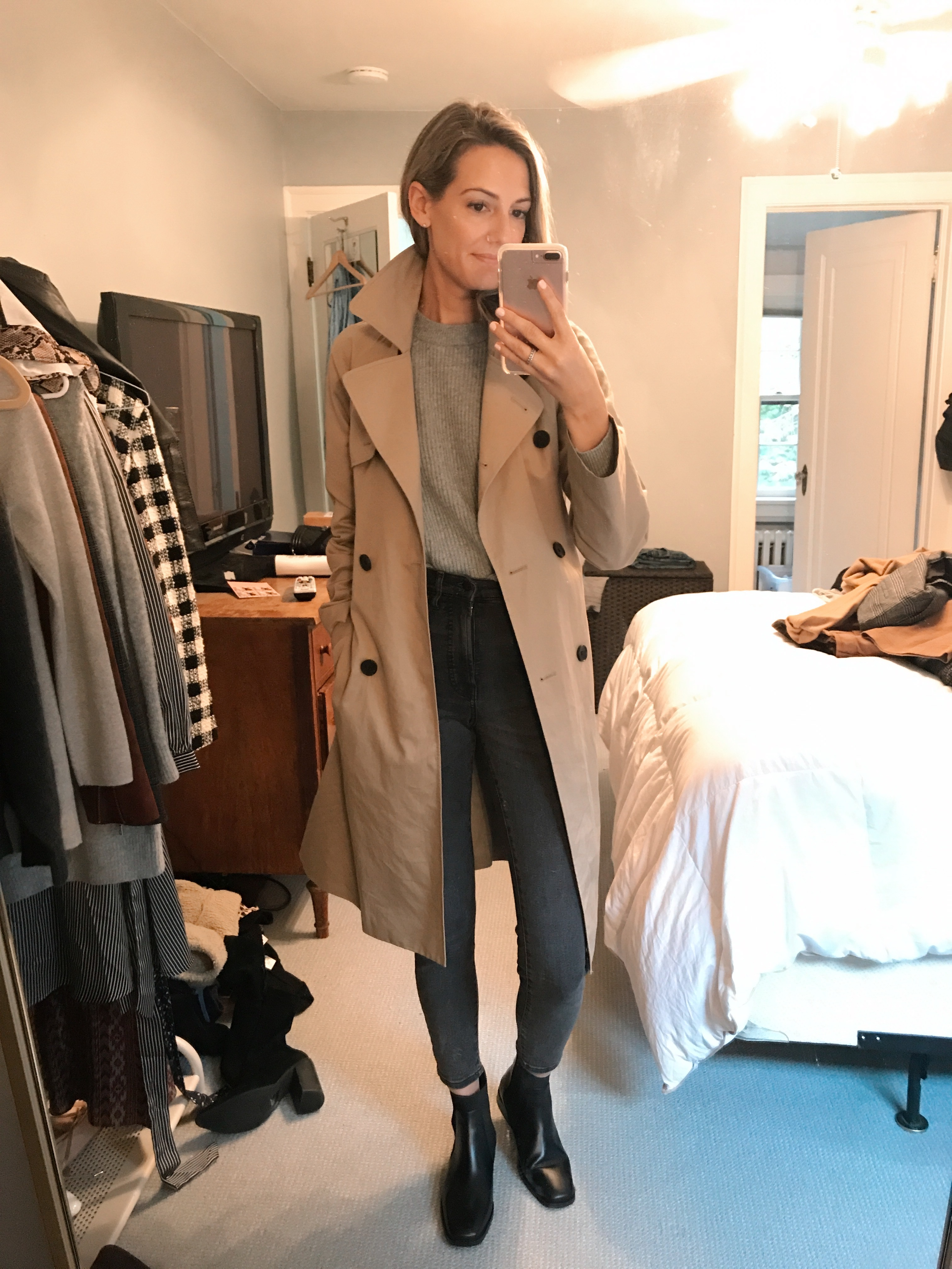 everlane try-on review