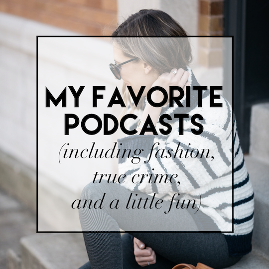 my favorite podcasts the best
