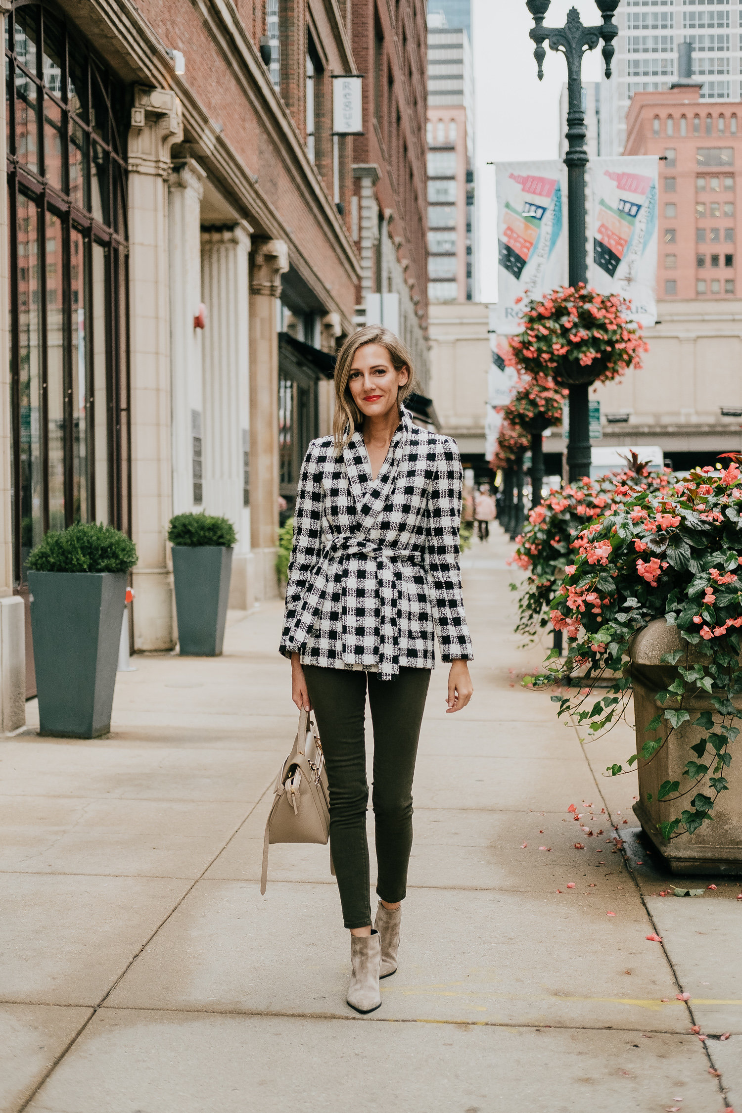 e0bf6230e2 ann taylor jacket how to wear shopping spree - See (Anna) Jane.