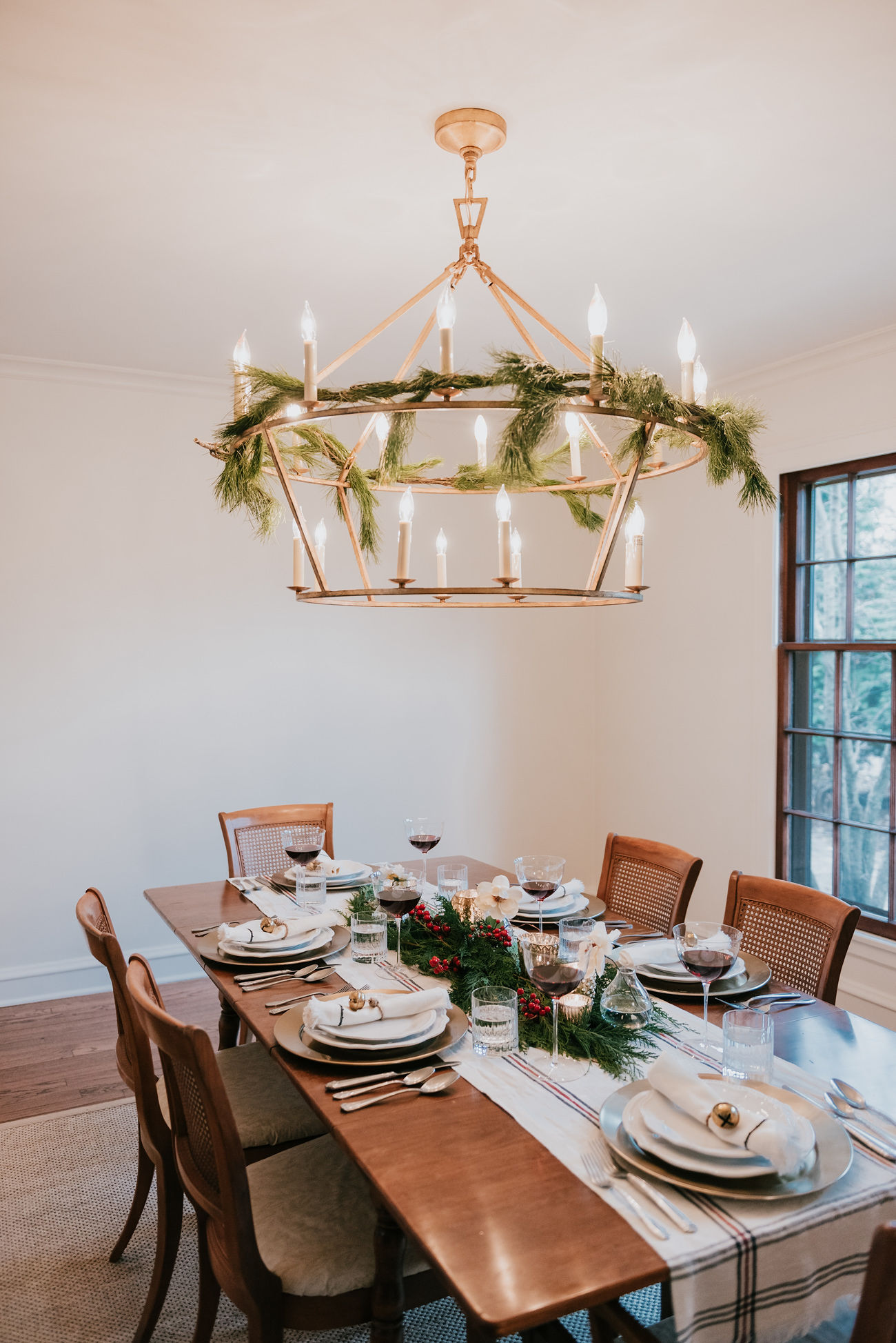 holiday decor inspiration havenly tablescape