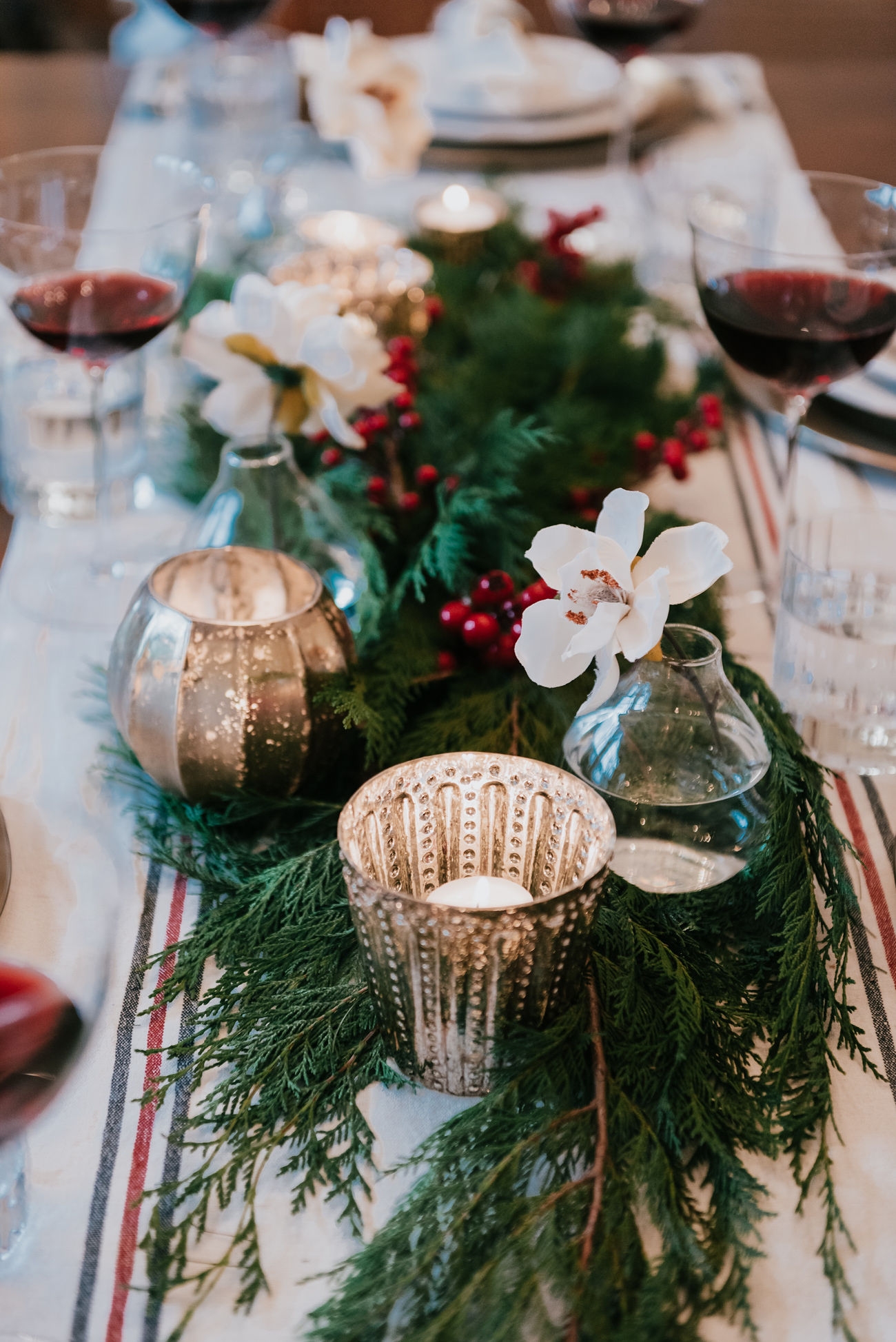 holiday decor inspiration havenly tablescape traditional