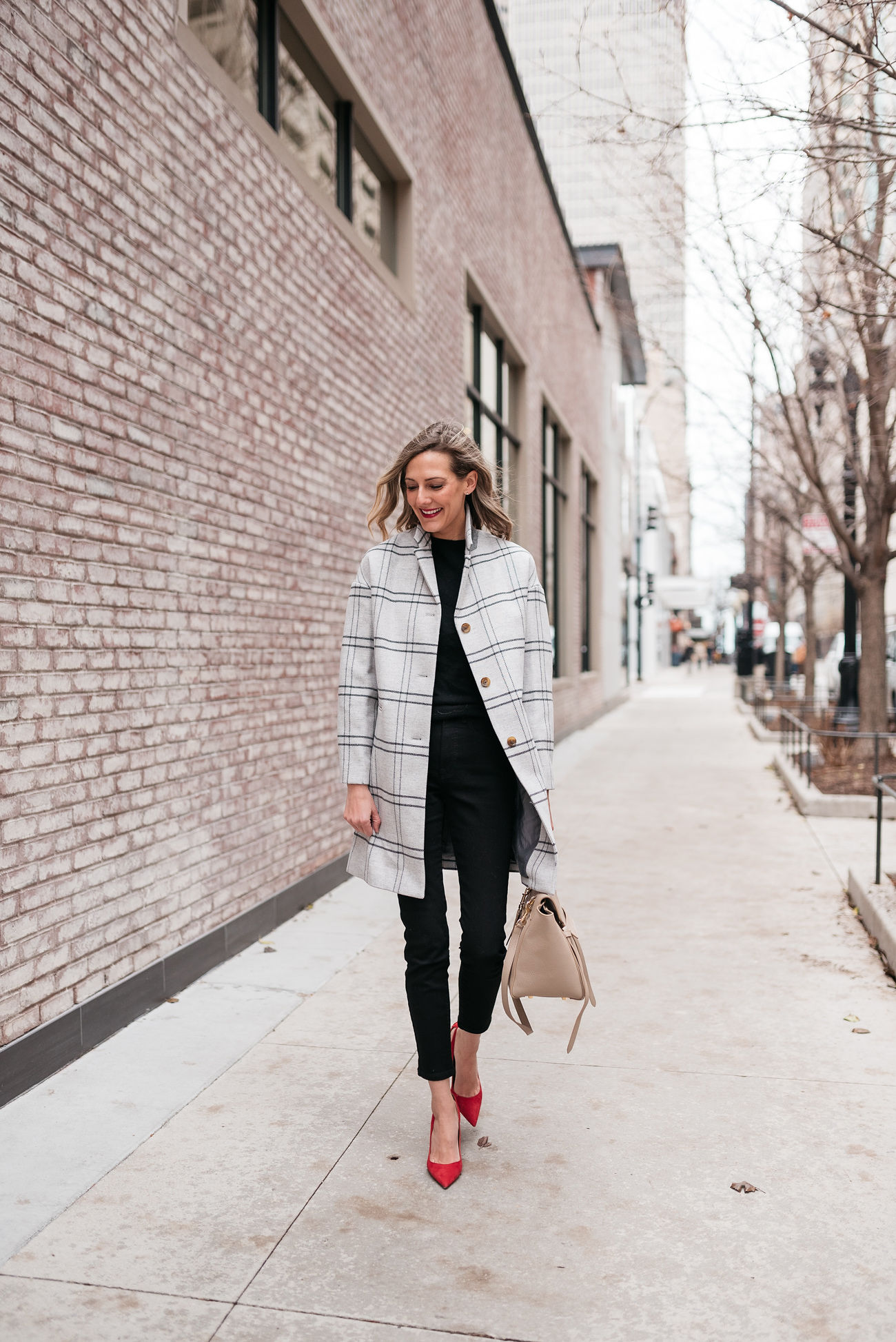 everlane cocoon coat day to night