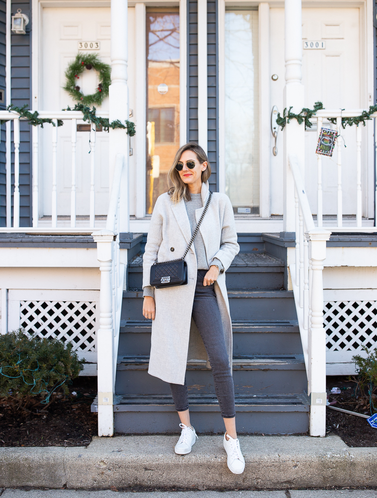 all grey monochromatic layers
