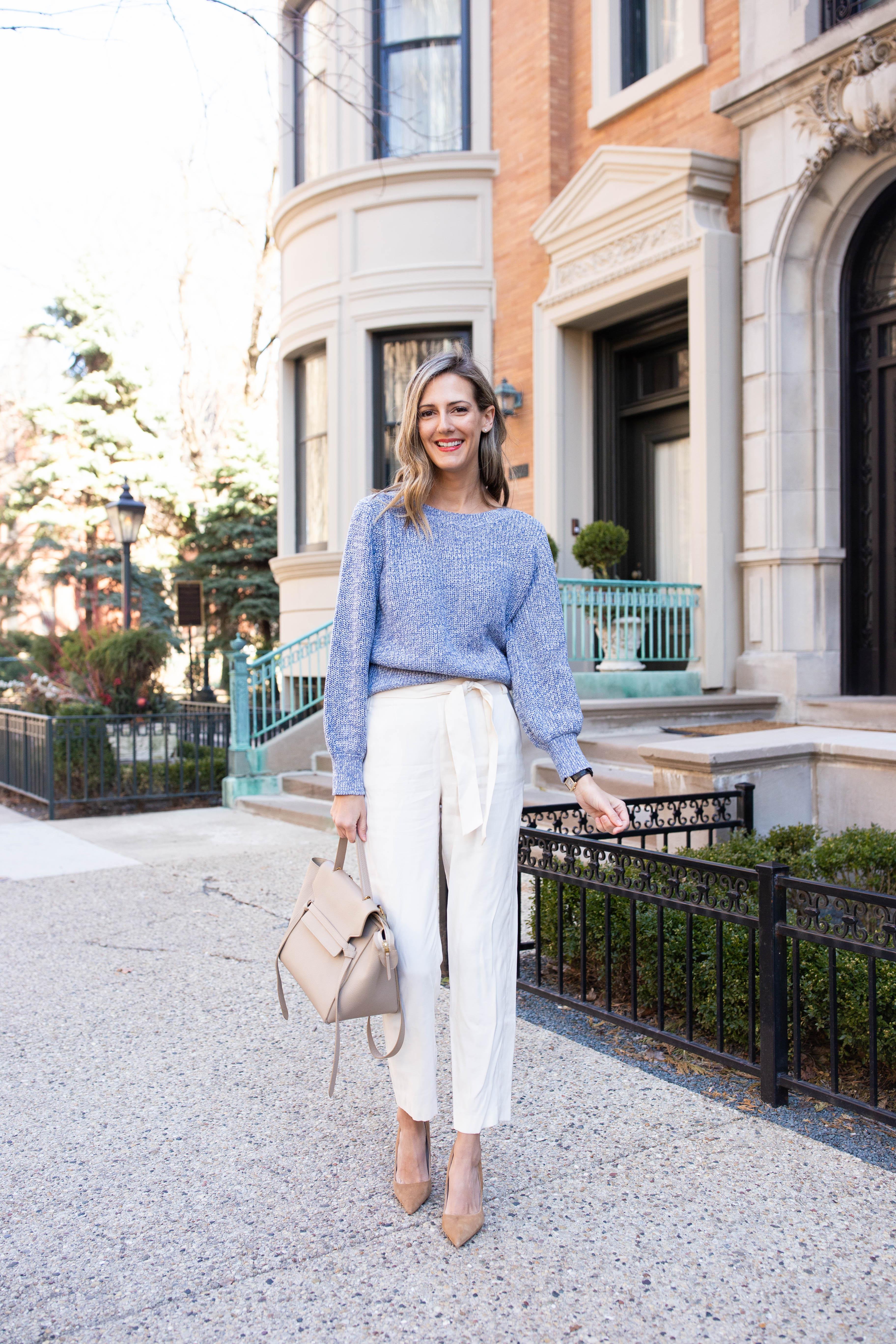 best white pants under $100