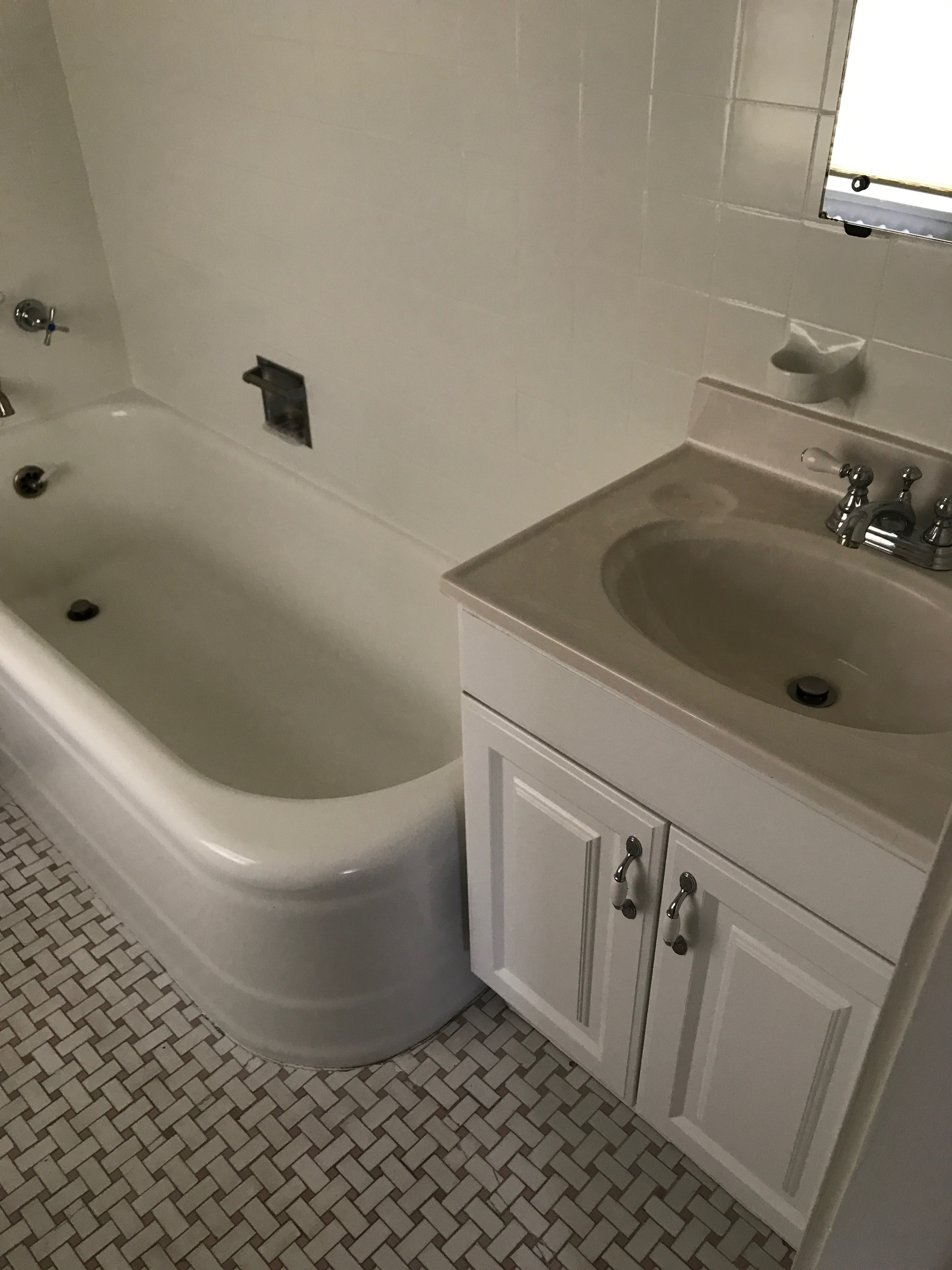 Master Bathroom Renovation Before And After