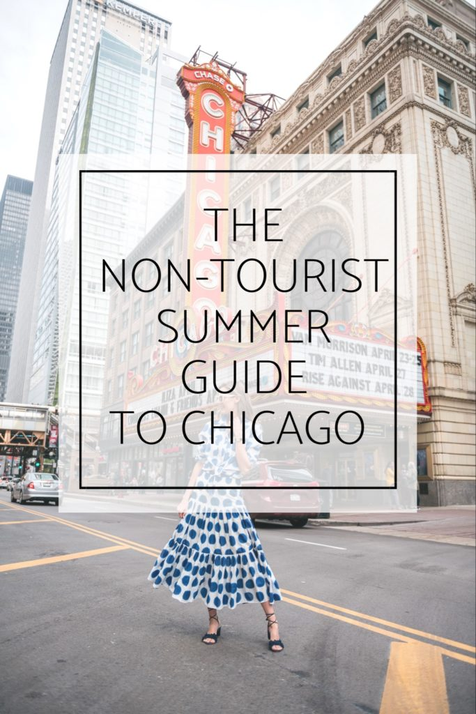non-tourist chicago summer guide
