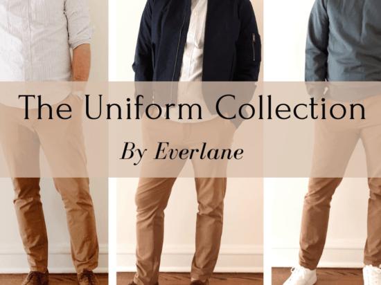 everlane uniform men's
