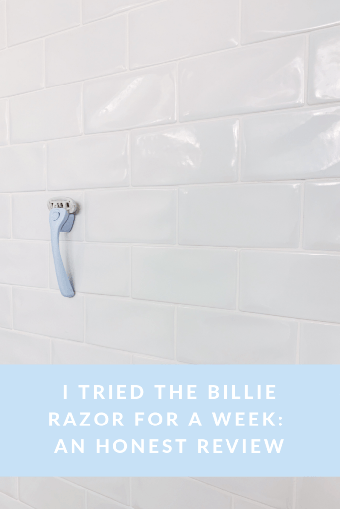 billie razor review