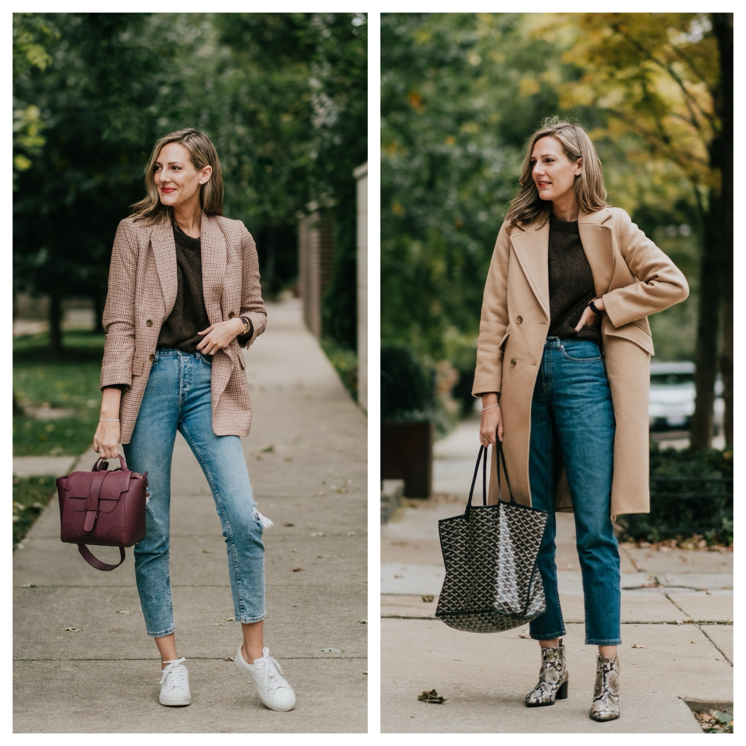 October Everlane picks fall classic style