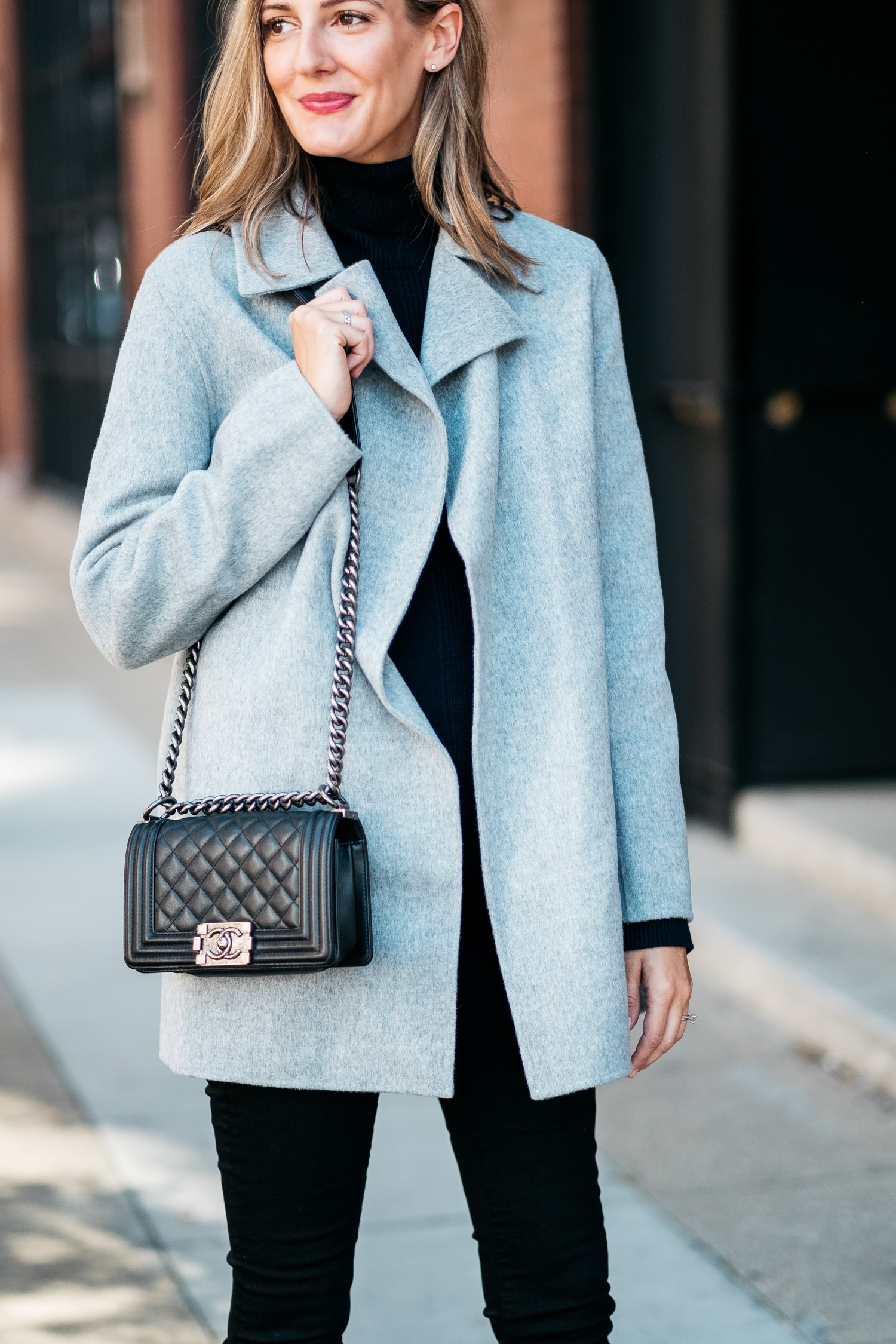 fall wardrobe essentials great coat