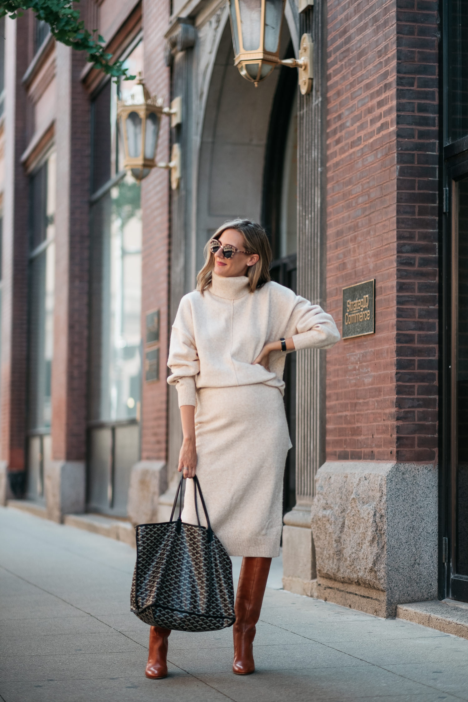 sweater co-ord set