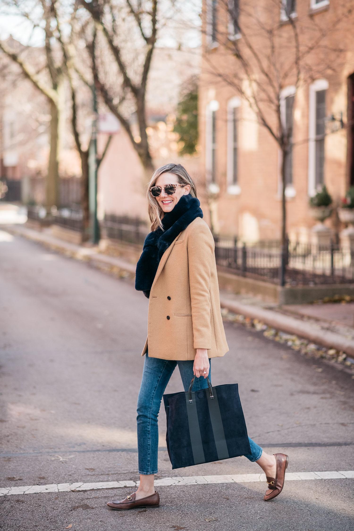 classic winter wardrobe timeless