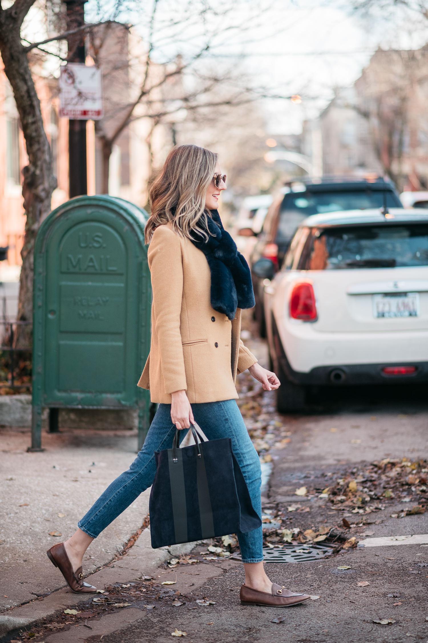classic winter wardrobe