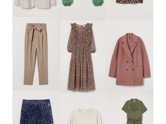 H&M designer finds