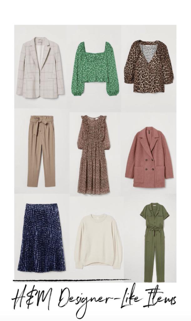 H&M designer finds