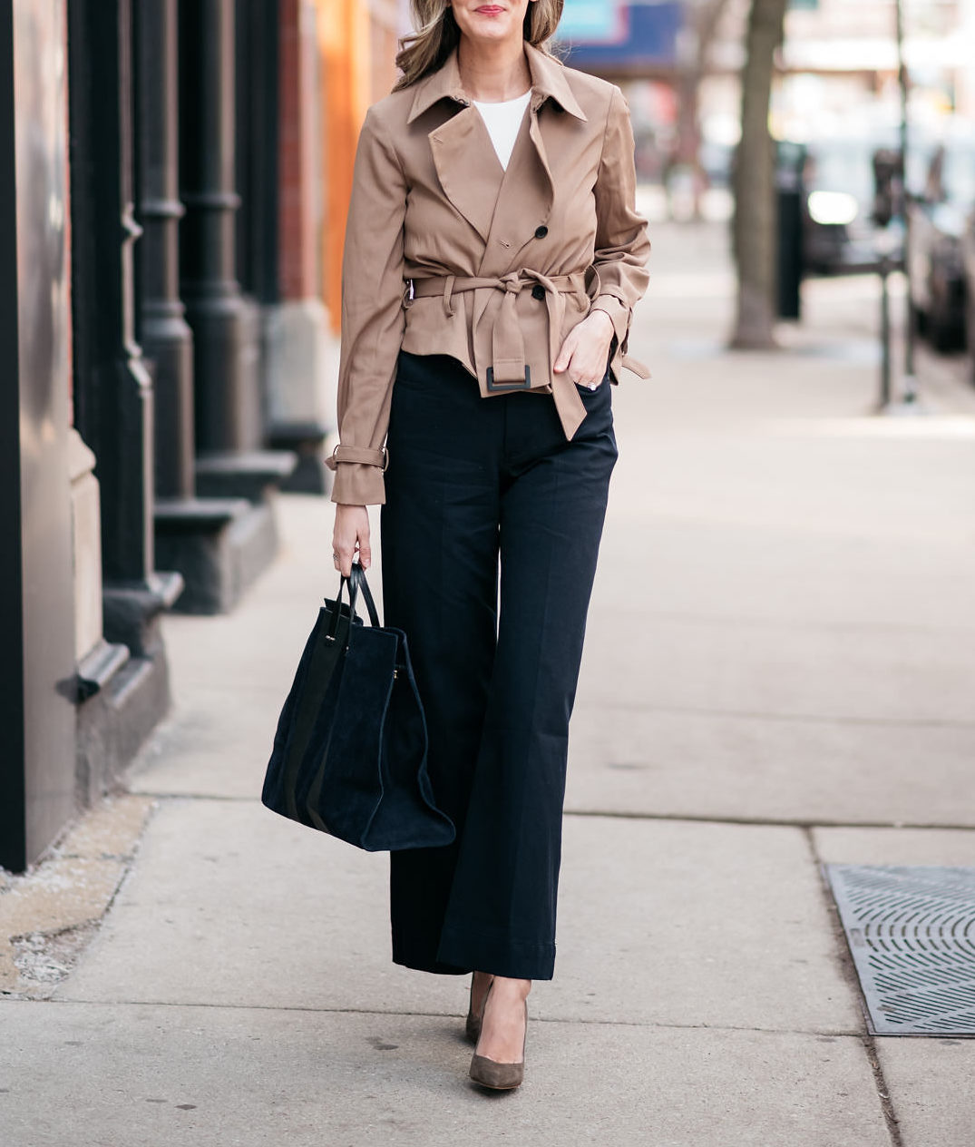 perfect business casual