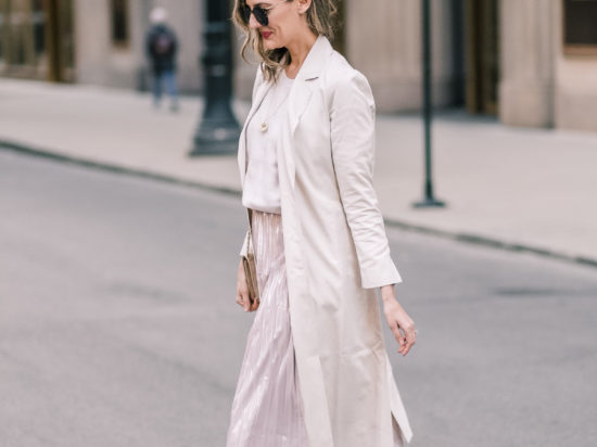 spring outfit feminine