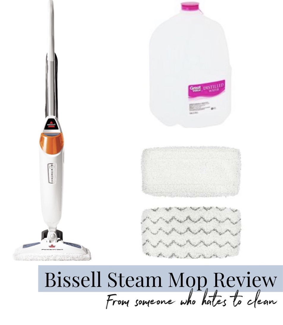 steam mop review