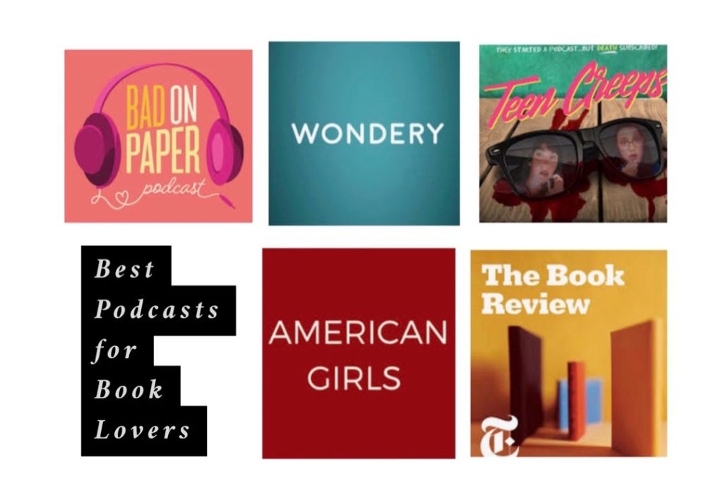 best podcasts for book lovers