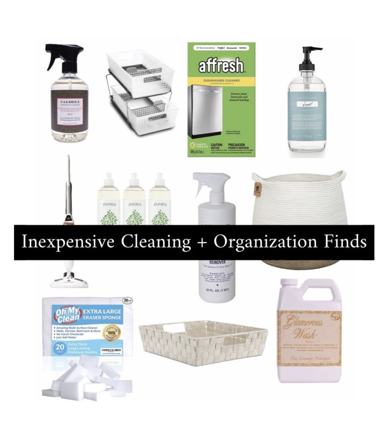 inexpensive cleaning organization finds