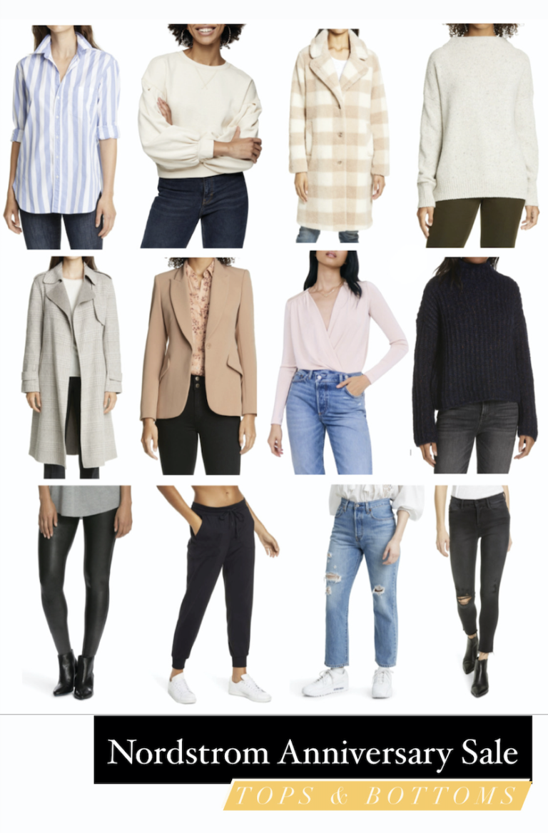 Nordstrom Anniversary Sale Curated Tips