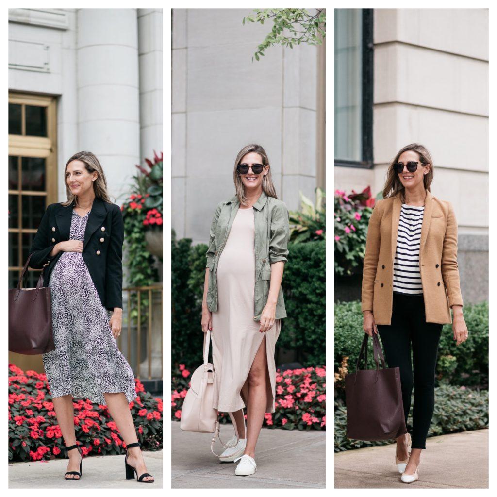 pregnancy style jackets