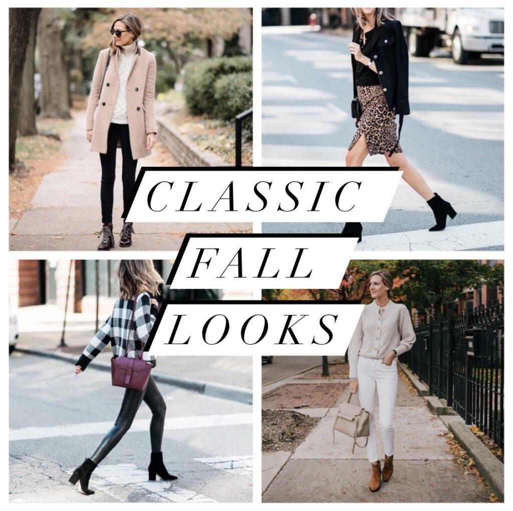 classic fall looks