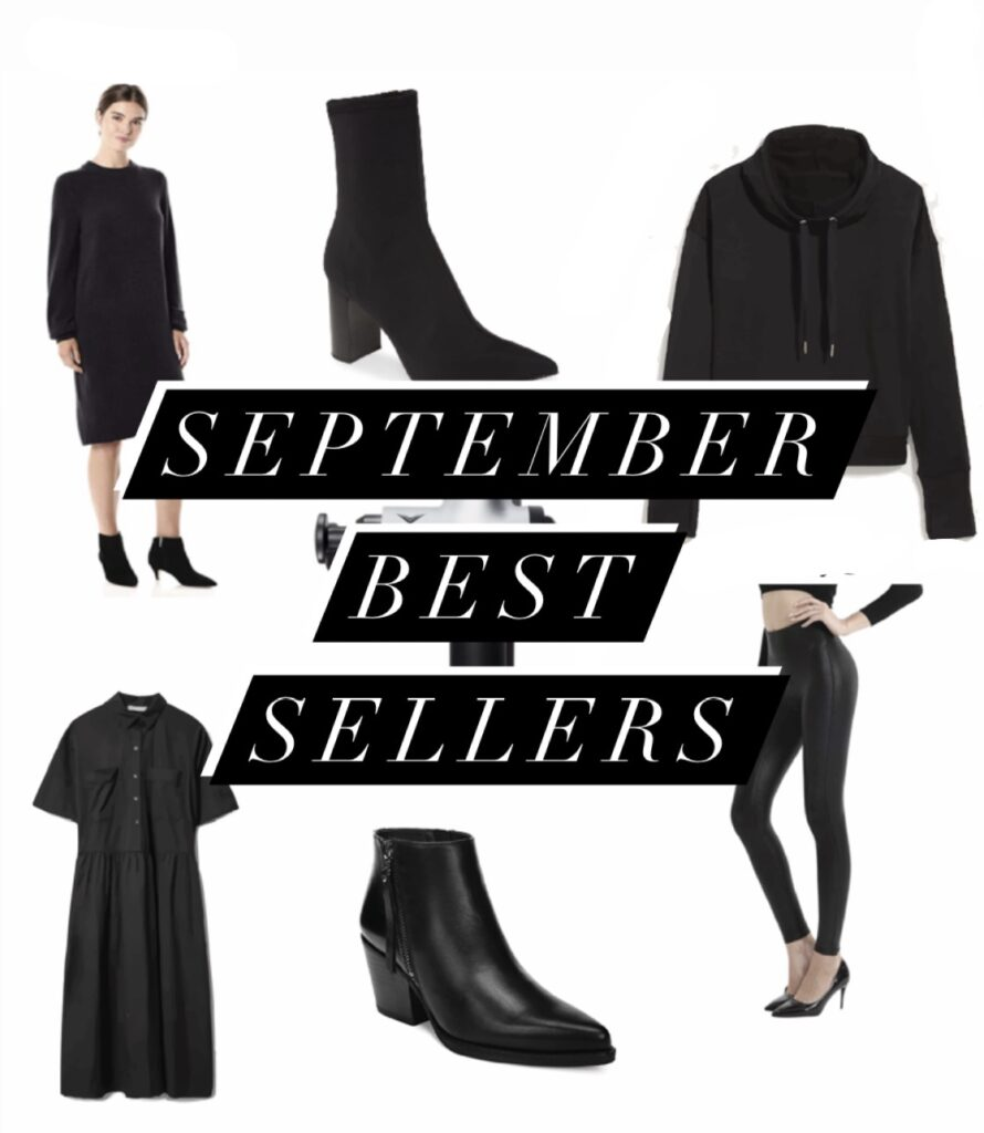 september best sellers