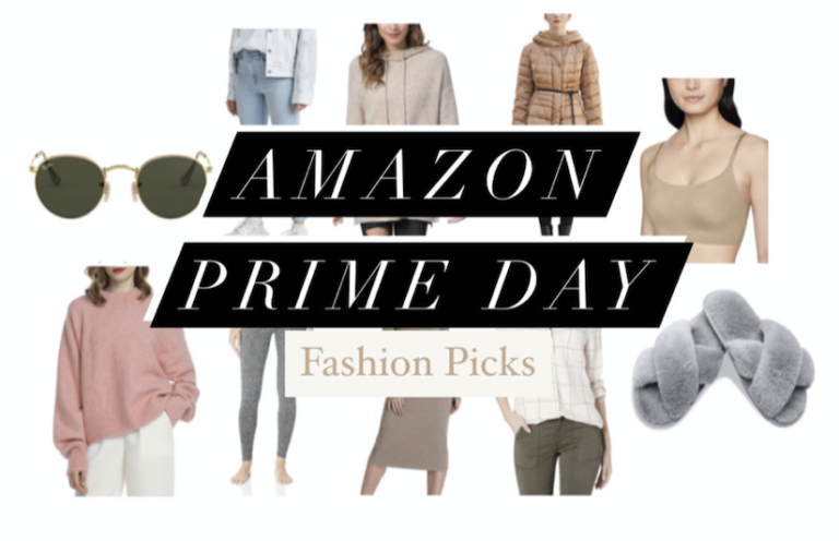 amazon prime day fashion