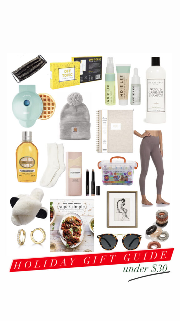 gift guide under $30