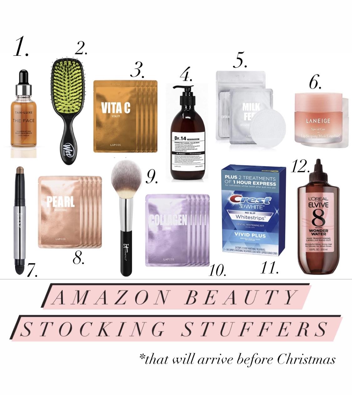 amazon beauty stocking stuffers
