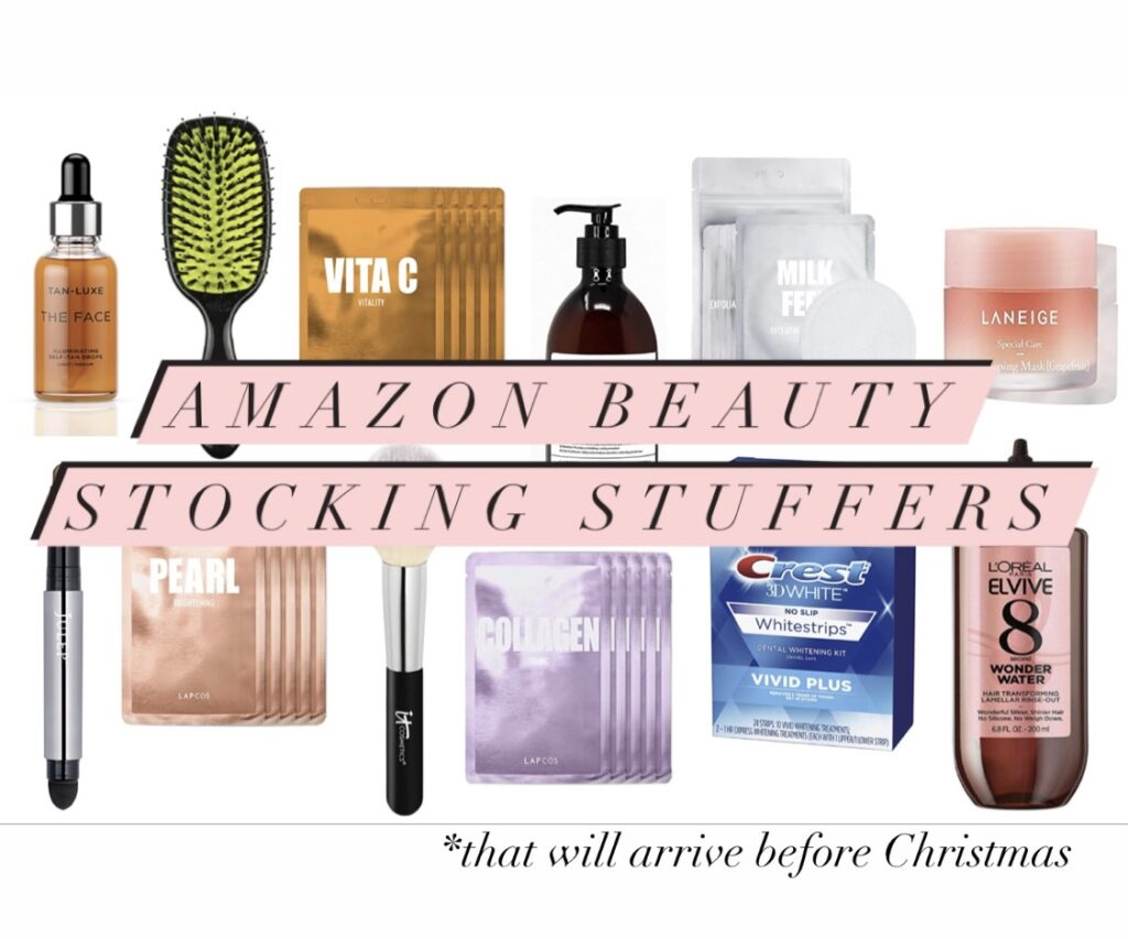 amazon beauty stocking stuffers