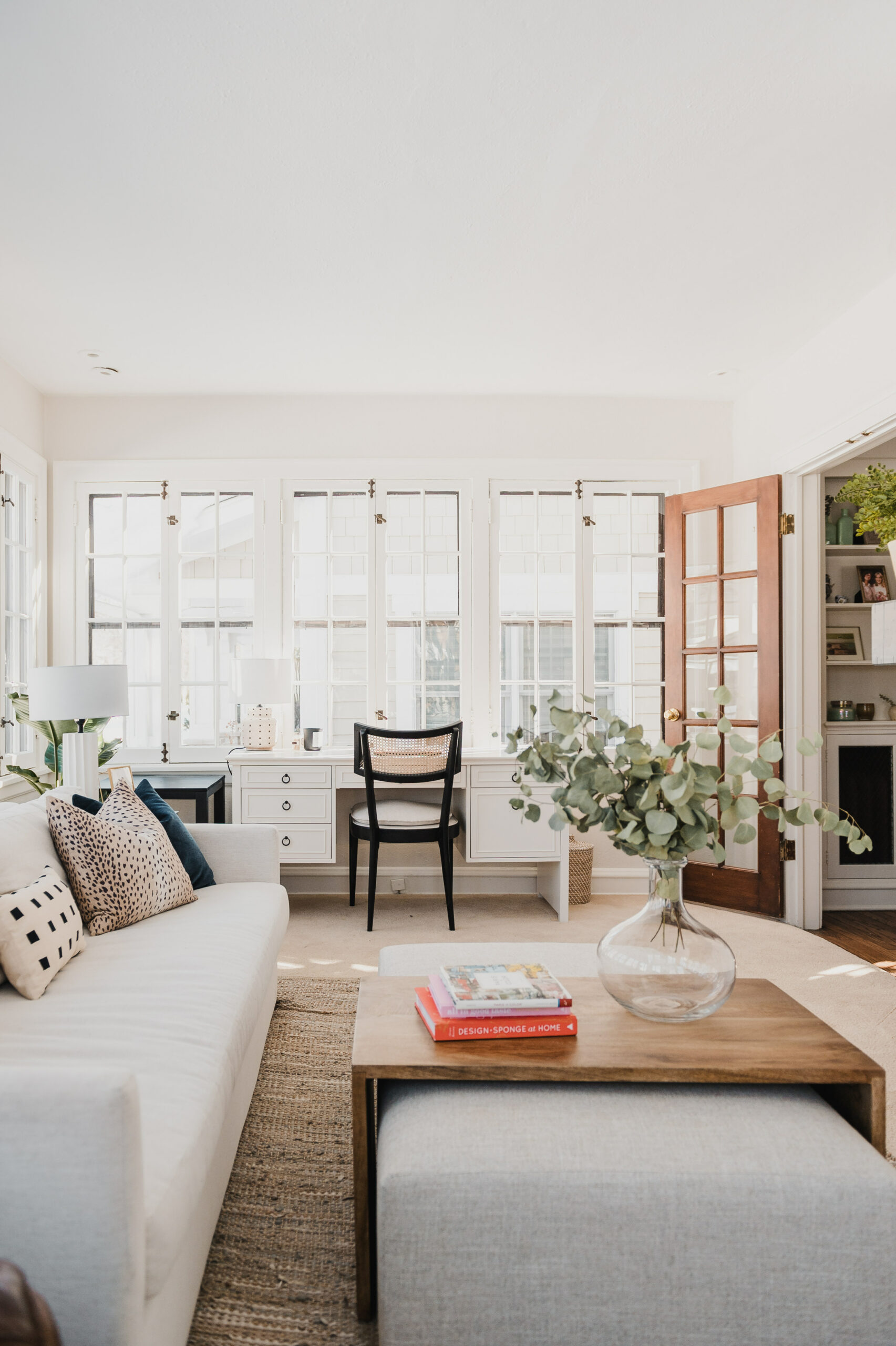 before and after sunroom redesign havenly review