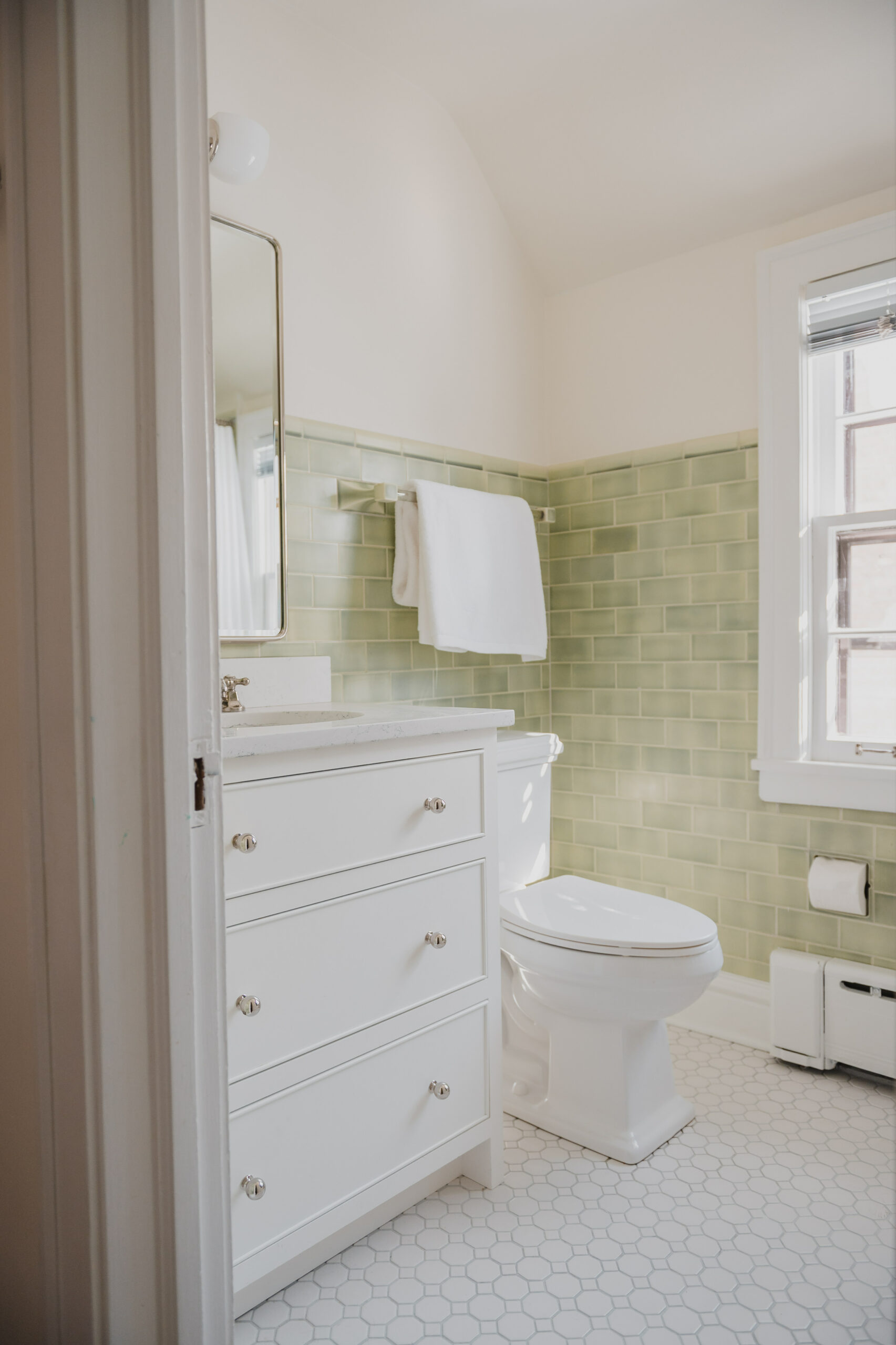 washroom renovation results