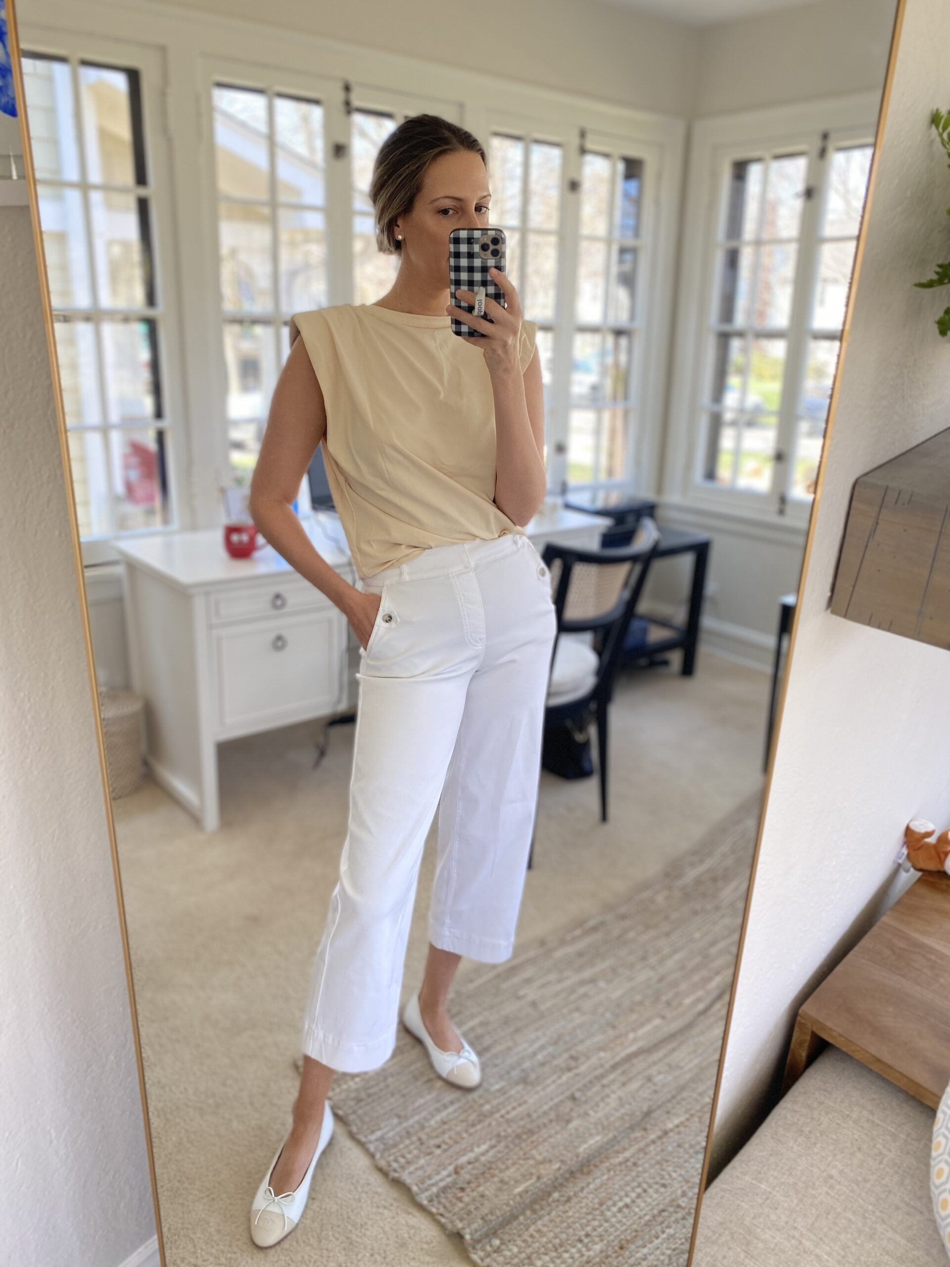 Real Outfit Recap April 6 2021: spring outfit idea