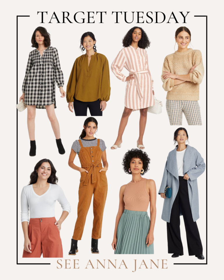 Target Tuesday here are Nili Lotan x Target Collection and Sandy Liang x Target Collection
